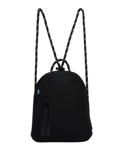 Lola Neoprene Backpack (Black) - Chuchka