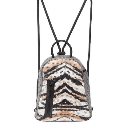 Portia Neoprene Backpack (Animal)