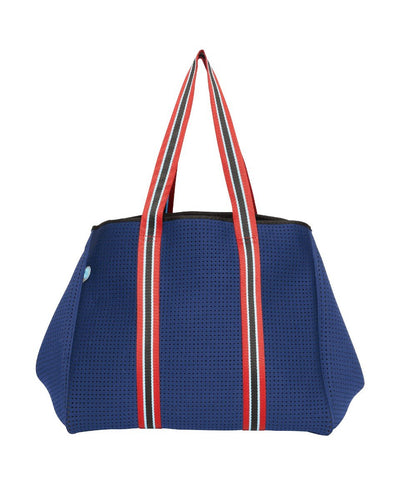 Jessie chuchka neoprene bag in navy