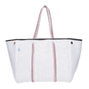 Sunny White Neoprene Tote Bag (Double Strap) - Chuchka