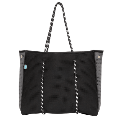 Syd Black Mini Tote - Chuchka