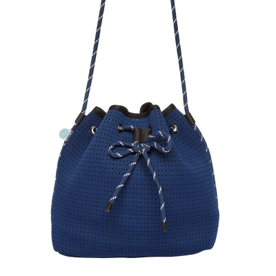 Delia Neoprene Bucket Bag - Chuchka