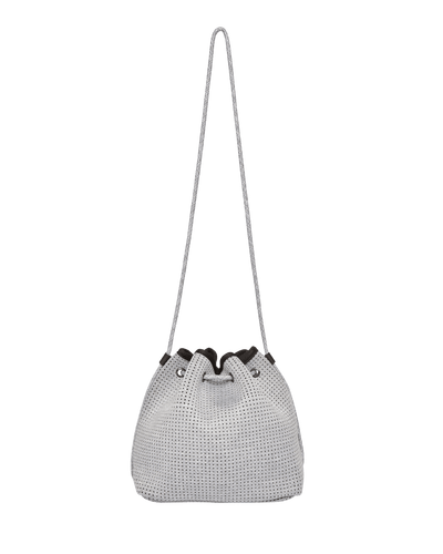 Jac Grey Neoprene Bucket Bag - Chuchka