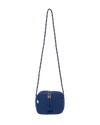 In The Navy Neoprene Crossbody Bag - Chuchka