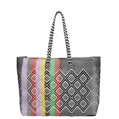 Navo Mexican Woven Beach Bag (Waterproof) - Chuchka