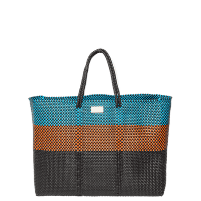 Toluca Mexican Woven Beach Bag (Waterproof)