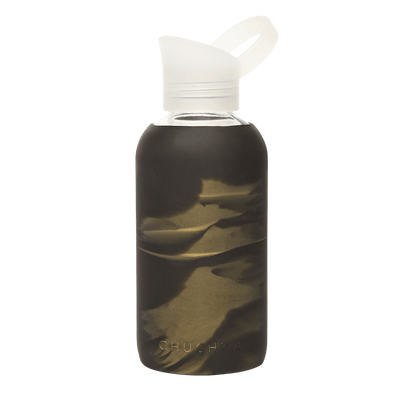 Luxe Glass Water Bottle (Ultra Light) - Chuchka