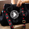 Detachable Bag Strap (Stars) - Chuchka