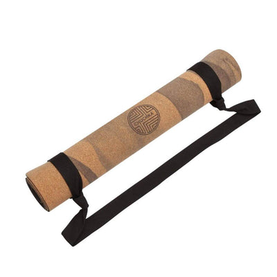 Flow Cork Yoga Mat (Eco-Friendly / Toxic-Free) - Chuchka