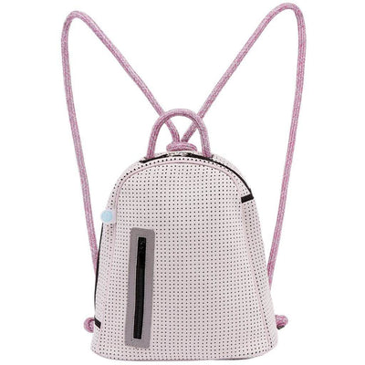 Ramona Neoprene Backpack (Pink) - Chuchka