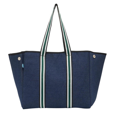 McKenzie Denim Tote Bag - Chuchka