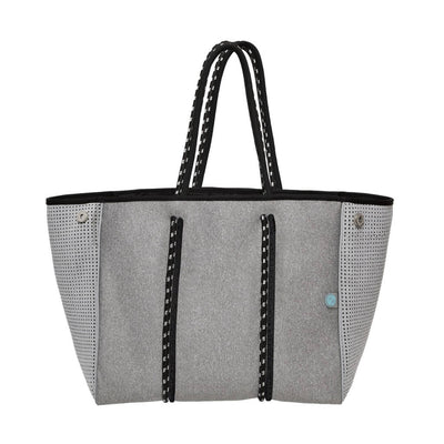 Granite Neoprene Tote Bag (Double Strap) - Chuchka