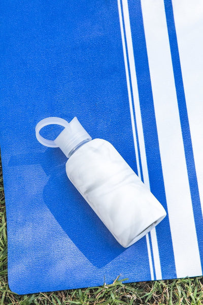 Bianco Glass Water Bottle (Ultra Light) - Chuchka