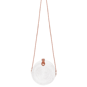 Hanoi Basket Bag White