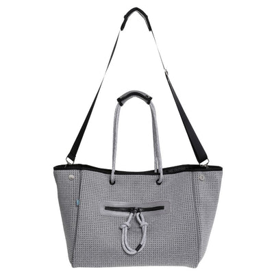 Coco Grey Nappy Bag