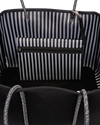 Hampton Neoprene Tote Bag (Internal Stripe Print) - Chuchka