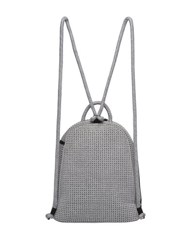 Kimi Neoprene Backpack (Heathered Grey) - Chuchka