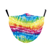 Face Mask Kids Tie Dye
