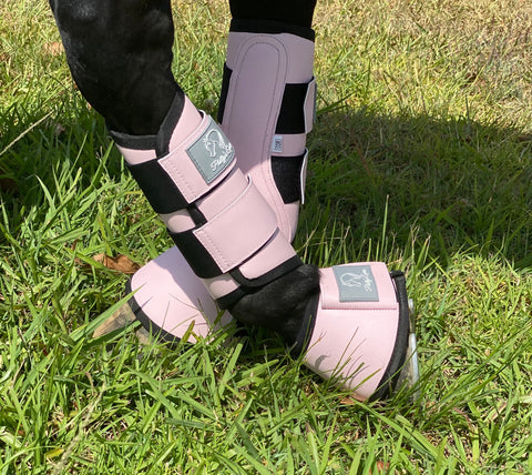 TENDON BOOTS - ROSE