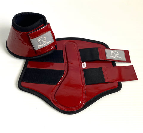 TENDON BOOTS - BURGANDY