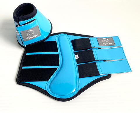 TENDON BOOTS - TURQUOISE