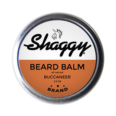 Buccaneer Beard Balm 2oz - VVV Industries LLC