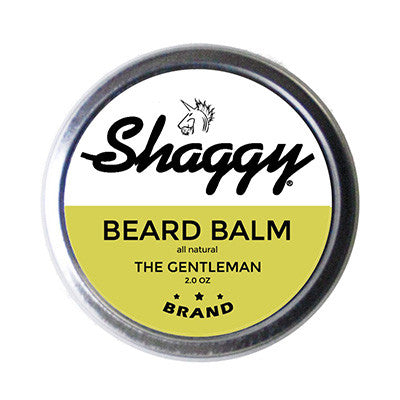The Gentleman Beard Balm (2oz) - VVV Industries LLC