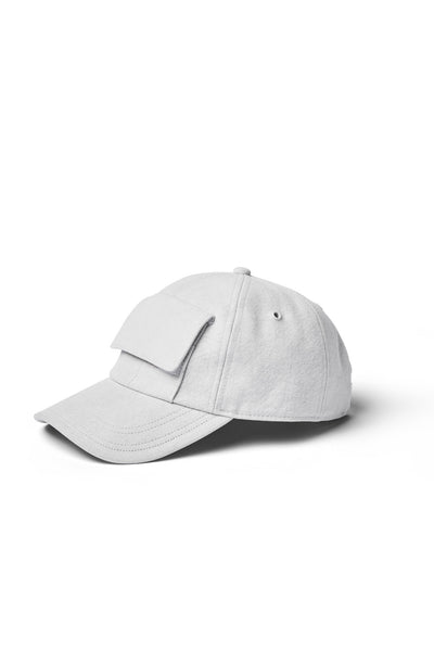 Blue Pocket Cap