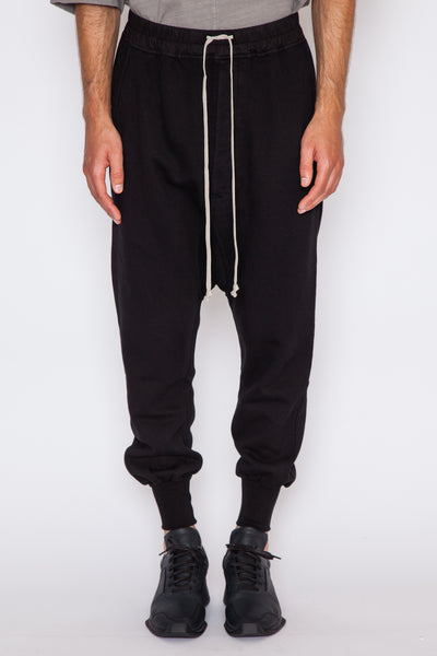 Fleece Prisoner Drawstring Pant