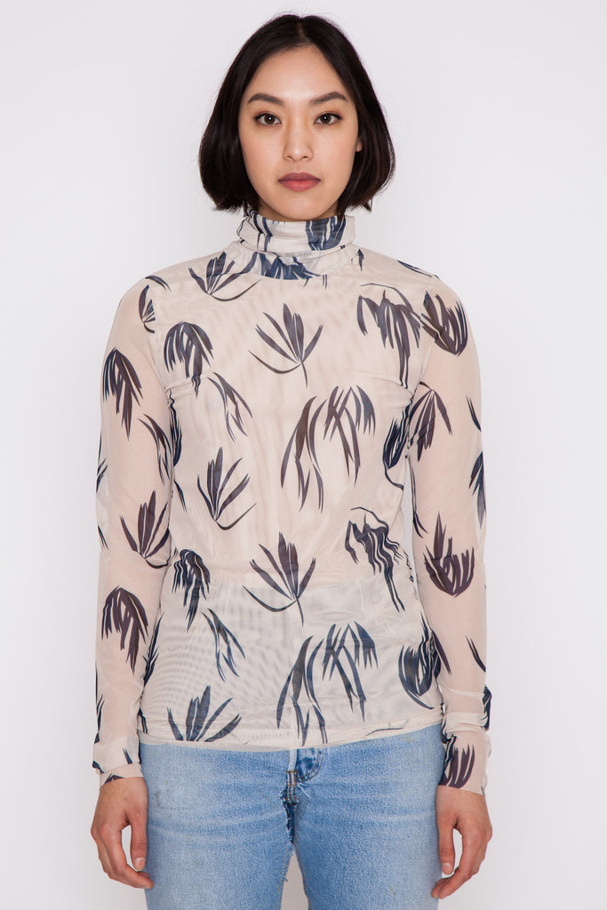 Amory Rollneck Blouse