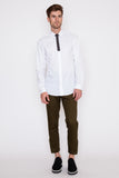 Teren Combo Oxford Shirt