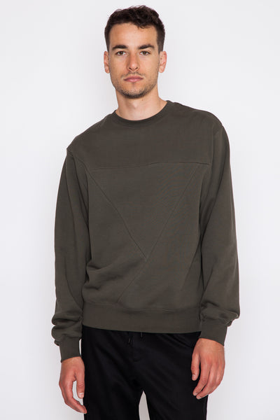 Hutton Triangle Seam Pullover
