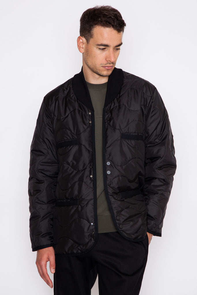Raebur Quilted Short Jacket