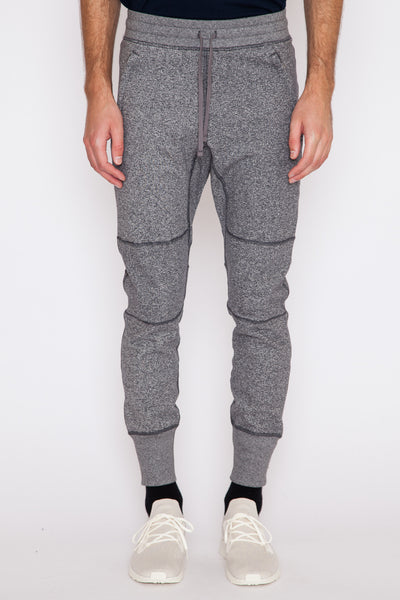 Heavyweight Terry Seamed Sweatpant