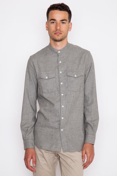Brushed Twill Field Shirt
