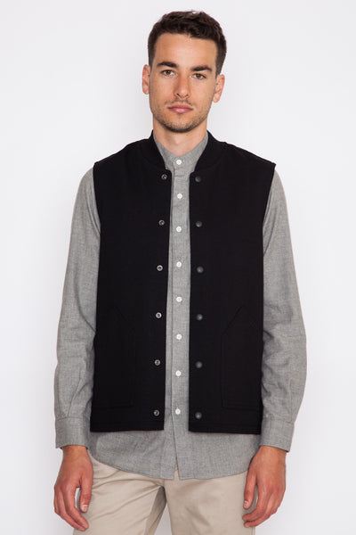 Heavyweight Terry Liner Vest