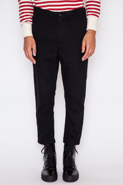 Brushed Wool Pant