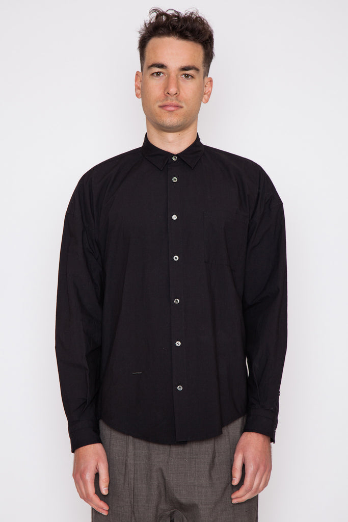 The Long-Sleeve Shirt