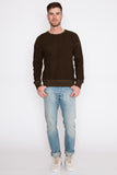 Knit Wool Crewneck
