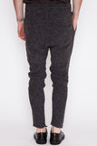 Flecked Charcoal Richard Pant