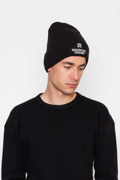 Embroidered RC x New Era Beanie