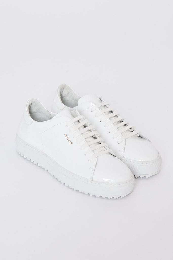 White Patent Leather Clean 90