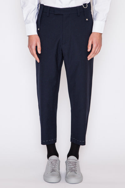 Cropped Drift Pant