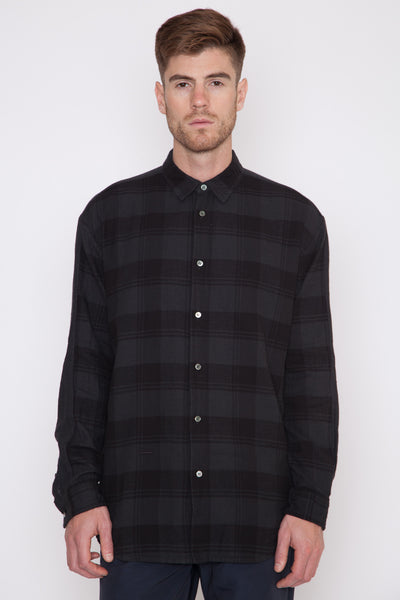 Plaid Combo Shirt