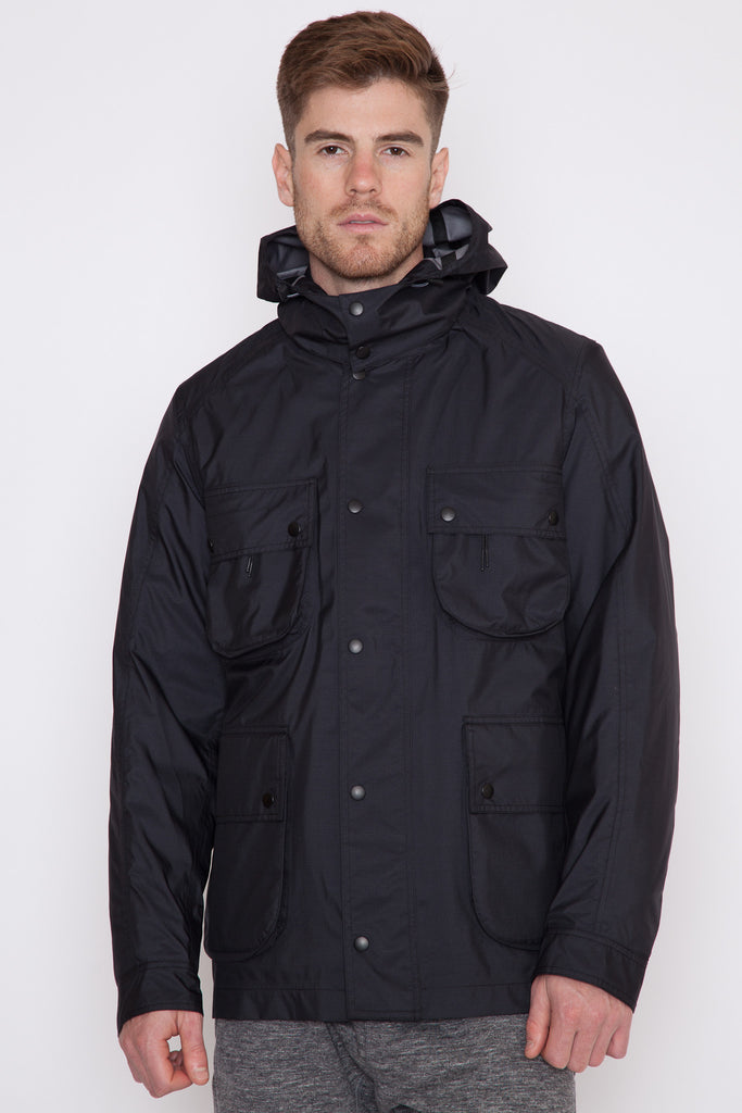 3L Moto Jacket with Liner