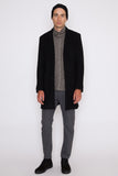 Sherpa Wool Topcoat