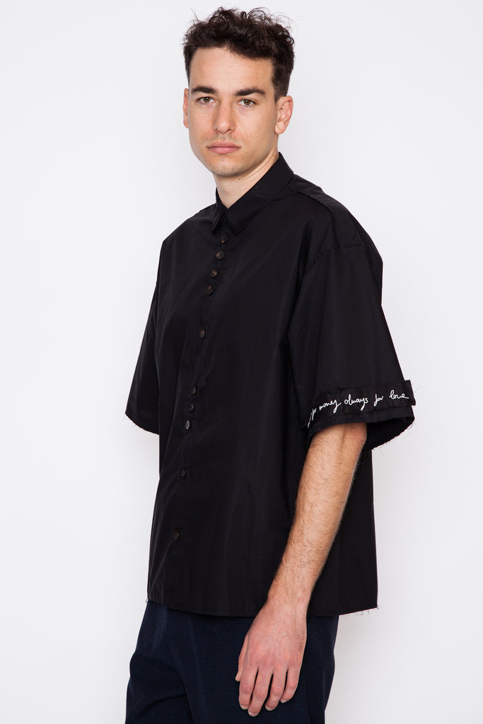 Sol Embroidered S/S Shirt