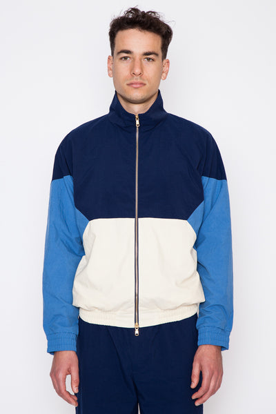 Zip Windbreaker