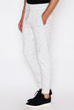 Off White Bonded Pant