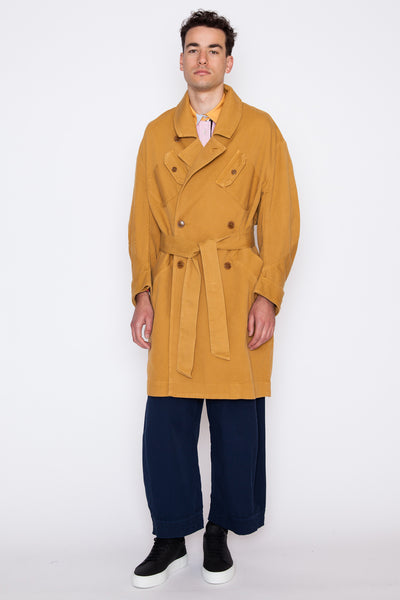 Ease Long Coat